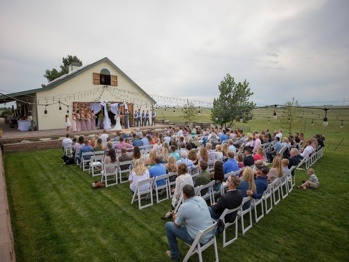 Tmx 1504024666548 Coloradospringswedding 1032ppw850h566 Peyton, Colorado wedding venue