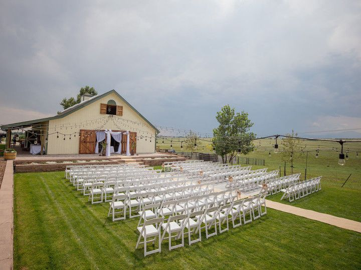 Tmx 1519168419 C3497108311f2b74 1504024710743 Coloradospringswedding 1003ppw850h566 Peyton, Colorado wedding venue
