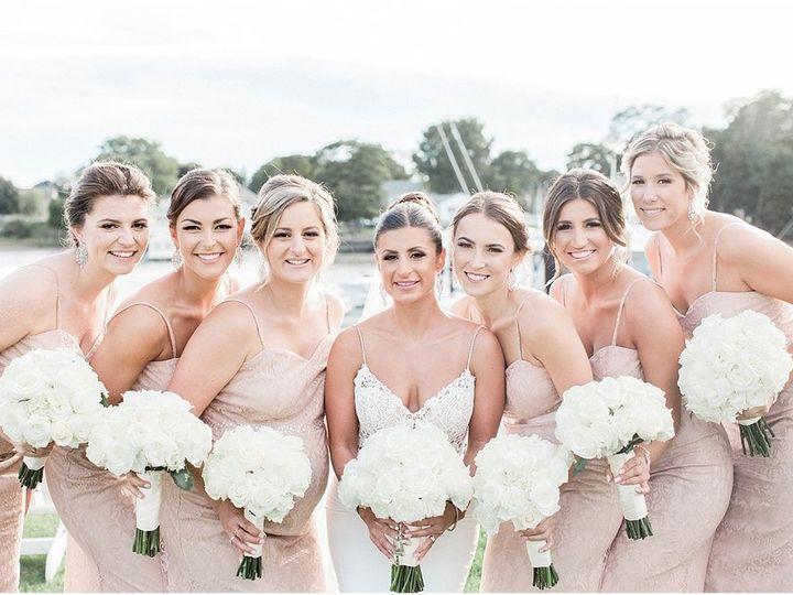 Tmx Bianca Chris Danversport Italian Blush Gold North Shore Cape Cod Boston Wedding Photographer Meredith Jane Photography Photo 1124 51 786500 Woburn, MA wedding beauty