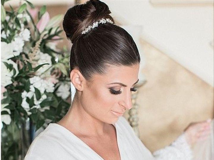 Tmx Bianca Chris Danversport Italian Blush Gold North Shore Cape Cod Boston Wedding Photographer Meredith Jane Photography Photo 1155 51 786500 Woburn, MA wedding beauty