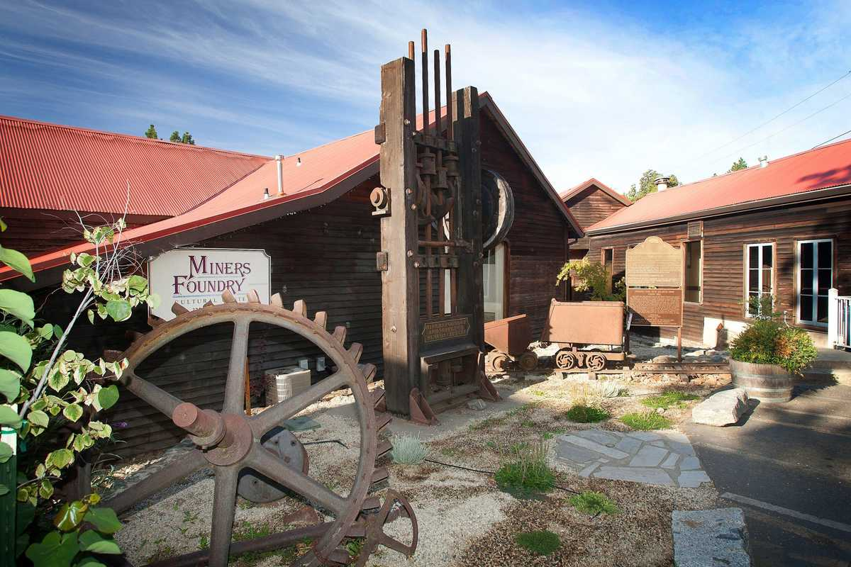 Miners Foundry Cultural Center
