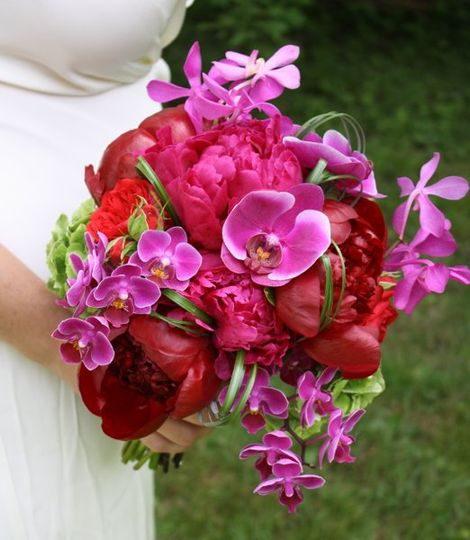 bridalbouquetside