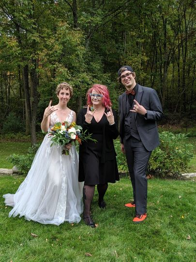 The Offbeat Officiant