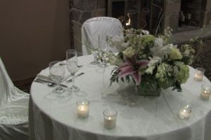 Charming Centerpieces