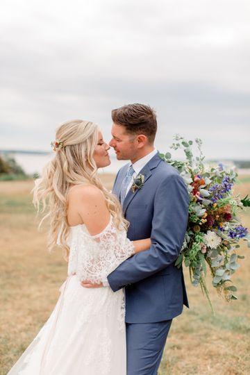 Bohemia Overlook, MD Wedding