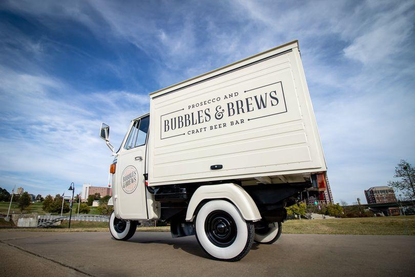 Bubbles & Brews Prosecco Bar
