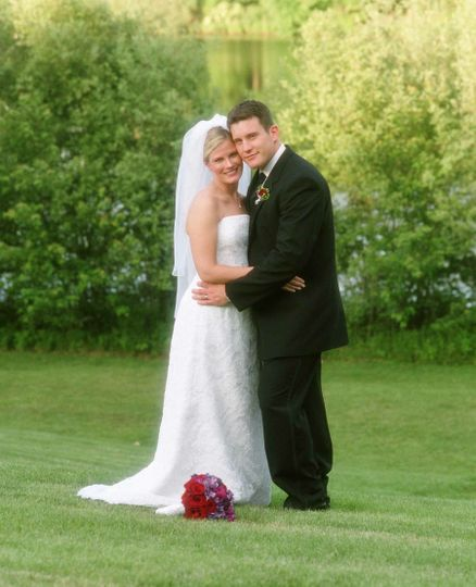 Easy posing keeps your wedding day fun. Professional lenses and artistic vision creates beautiful...
