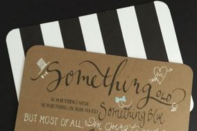 Calligraphy by Jennifer Borkowski Designs