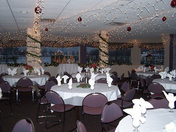 Christmas Parties in the Pier Room