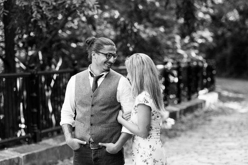 columbus wedding photographers columbus engagement