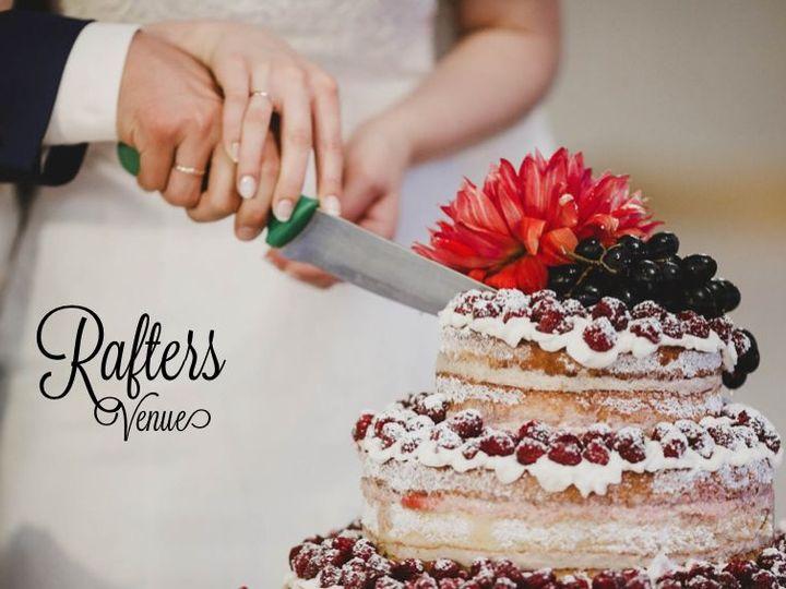 Tmx 1535312211 900f0425fa894d9a 1535312210 574016a3cd3ba363 1535312209050 14 RaftersVenue Cake Newtown, PA wedding venue