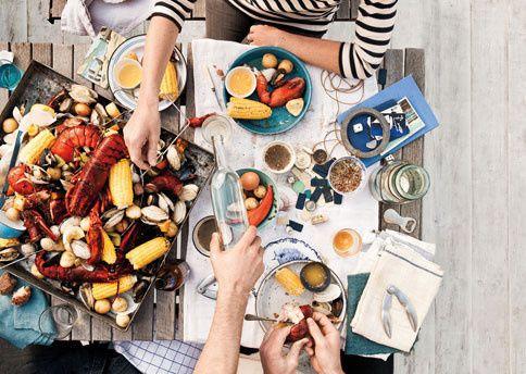 Tmx 1456605896058 Clambake 484 Wainscott, NY wedding catering