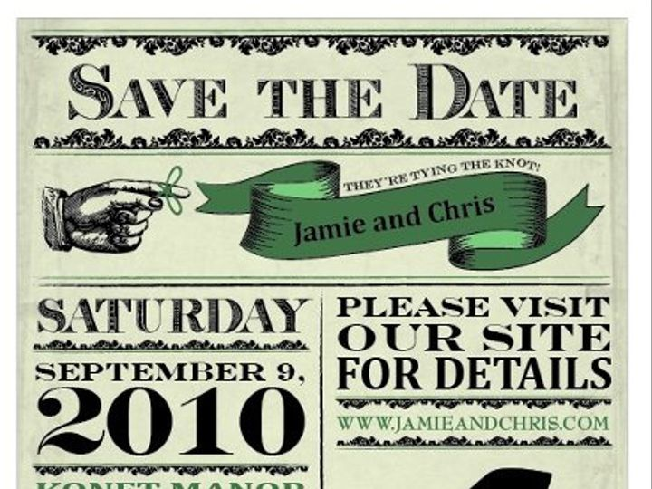 Tmx 1330027499775 Screenshot20120223at3.04.41PM Plant City wedding invitation