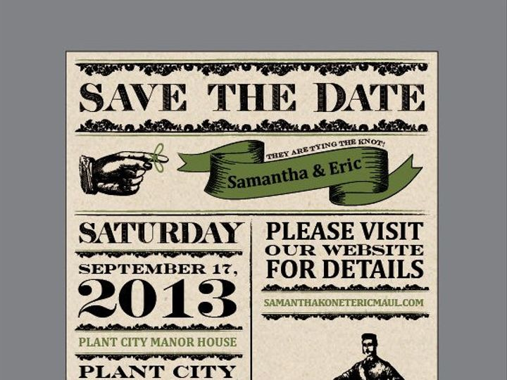 Tmx 1356555048484 Screenshot20121226at3.49.25PM Plant City wedding invitation