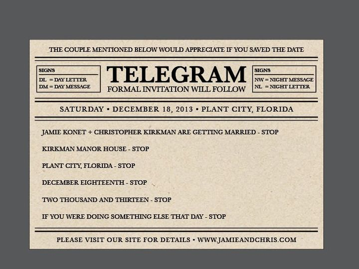 Tmx 1356555052460 Screenshot20121226at3.49.39PM Plant City wedding invitation