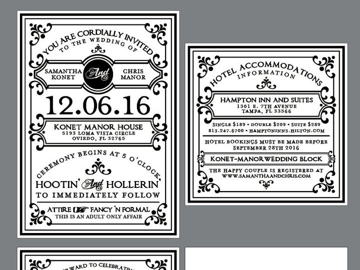 Tmx 1430668765826 Screen Shot 2015 05 03 At 12.01.14 Pm Plant City wedding invitation