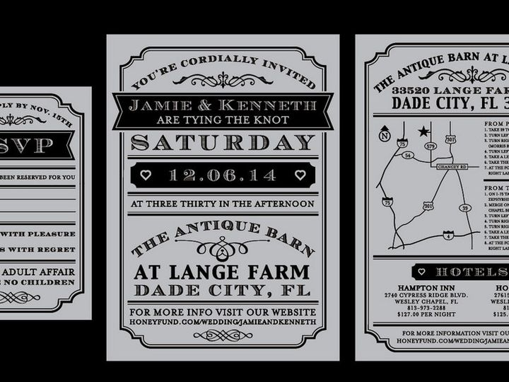 Tmx 1430668782046 Screen Shot 2015 05 03 At 12.01.26 Pm Plant City wedding invitation