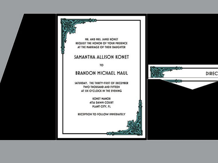 Tmx 1430668887778 Screen Shot 2015 05 03 At 12.02.58 Pm Plant City wedding invitation