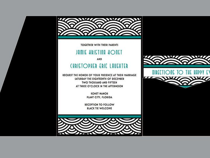Tmx 1430668976412 Screen Shot 2015 05 03 At 12.05.13 Pm Plant City wedding invitation