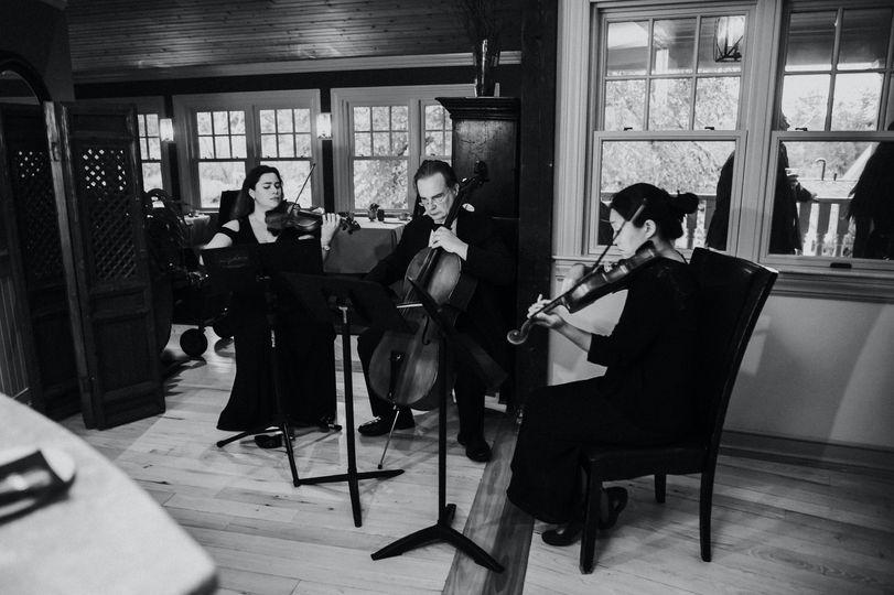 String trio at The Winvian