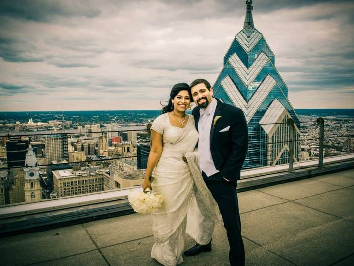 Tmx 1425756417878 Roof Top 2 Philadelphia, PA wedding venue