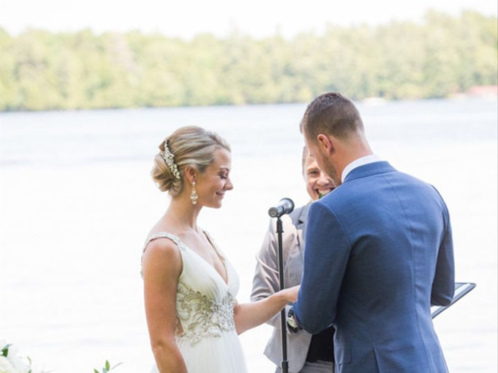 Tmx 1490038864662 Lauren And Wade Weddign Ceremony With Wm Logo Chicago, IL wedding videography