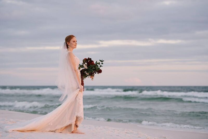 Carillon Weddings at Carillon Beach
