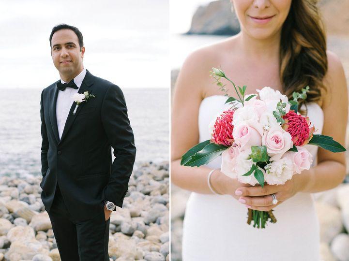 Miriam and Aria wedding