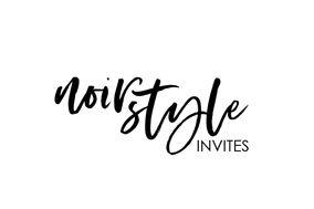 Noirstyle Invites