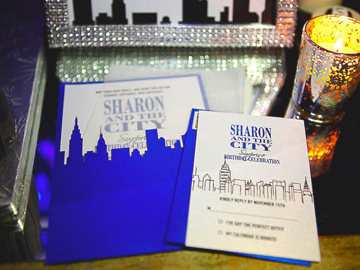 Tmx 1489984235582 Sharon And The City Invite Bronx wedding invitation