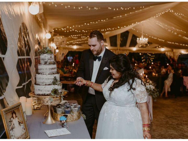 Tmx Peterswedding 51 551700 1559770982 Newville, PA wedding cake