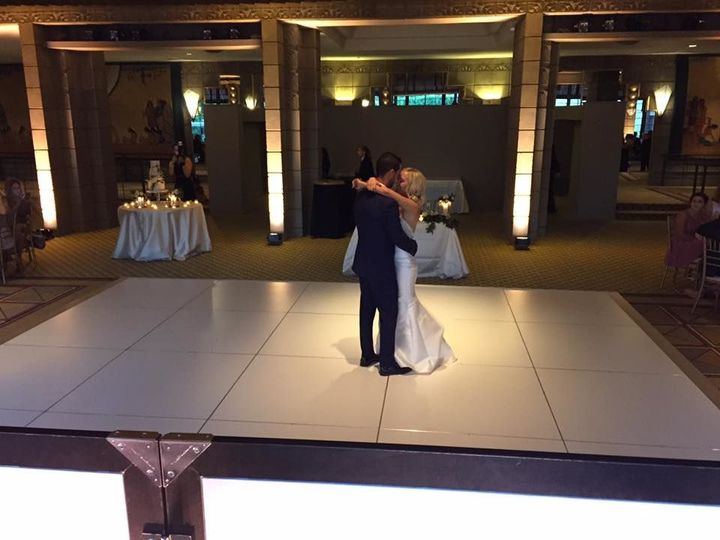 First Dance at The Biltmore