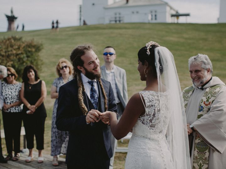 Tmx 1484156782226 Montauklighthousewedding 259 Cedar Grove, New Jersey wedding officiant