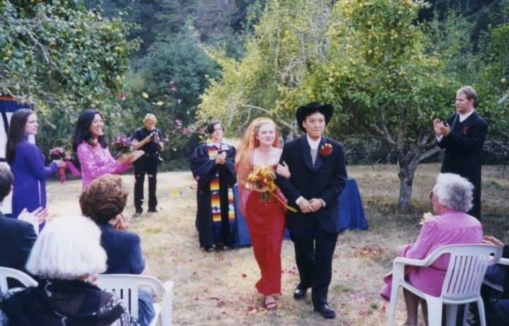 akire gene wedding 1999