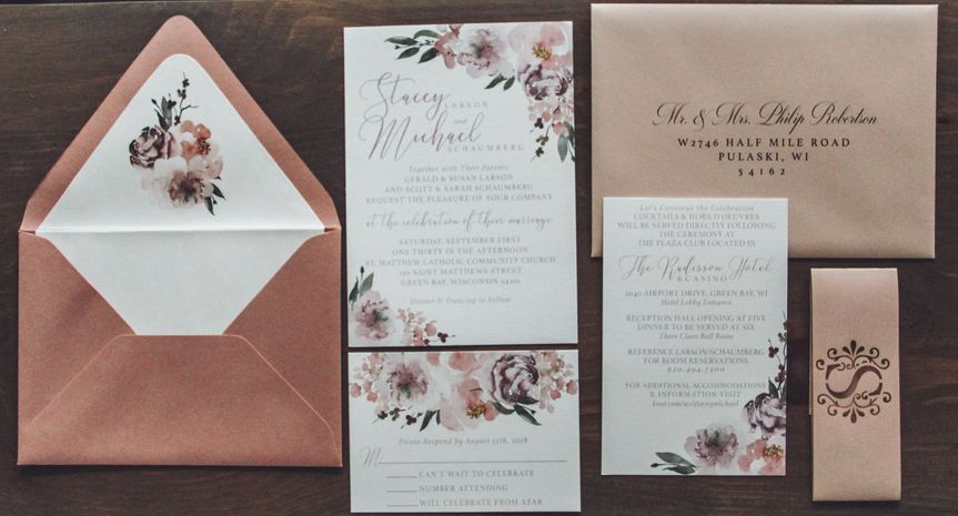 Blush Wedding Suite