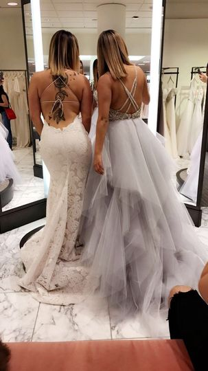 Nordstrom Aventura Wedding Suite - Dress & Attire - Aventura, FL ...