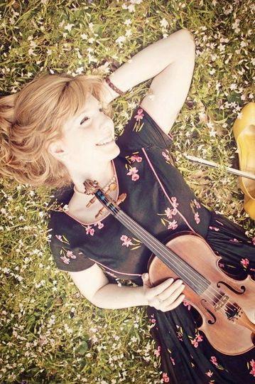 Jessica Paratchek, Violinist