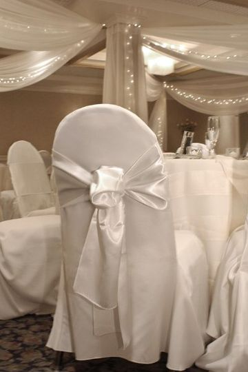 You can customize our Ballroom with your own personal signature. The details are endless...