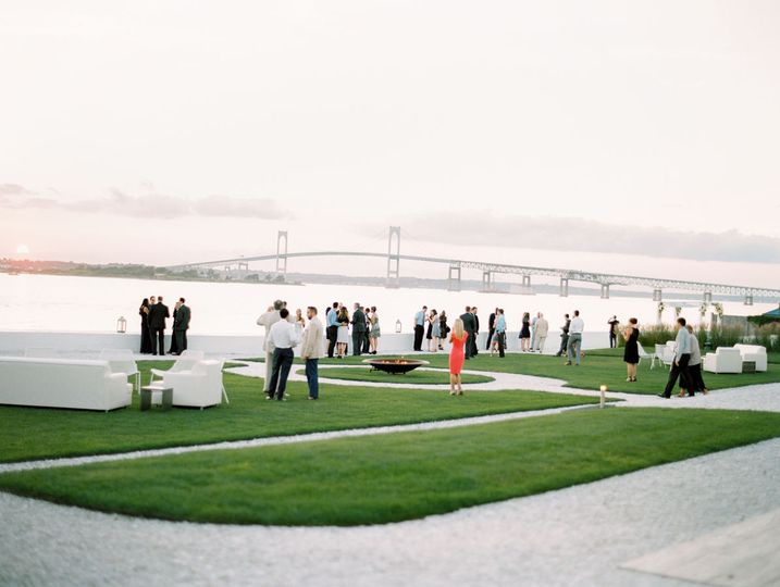 Waterfront venue