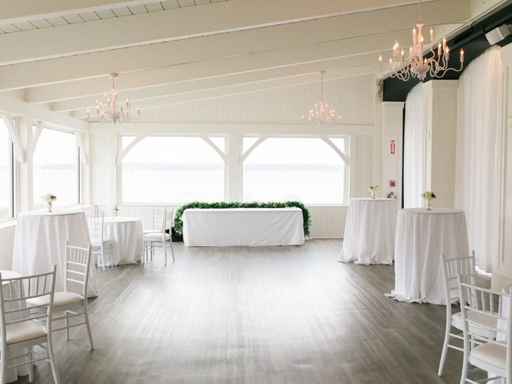 Tmx 1481729397421 Belle Mer Island House Cocktial Space By Kim Lyn P Newport, RI wedding venue