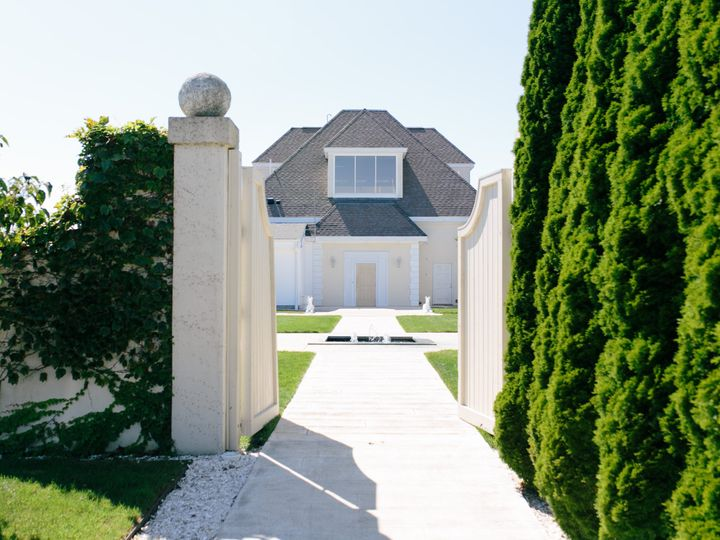 Tmx 1481729412142 Belle Mer Island House Gates By Kim Lyn Photograph Newport, RI wedding venue