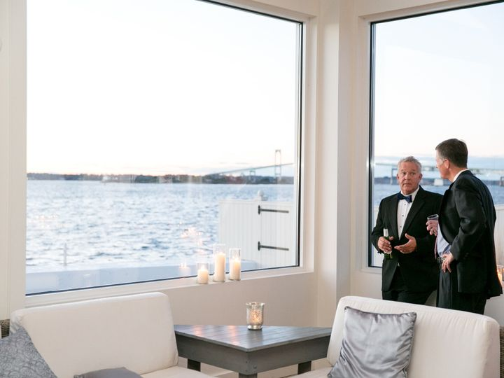 Tmx 1510081377586 Newportweddinglisaodwyerphotographyexquisiteevents Newport, RI wedding venue