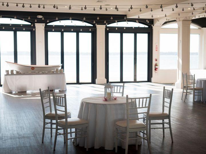 Tmx Belle Mer Island House Cocktail Hour Raw Bar Snap Photography 51 43700 158464443674294 Newport, RI wedding venue