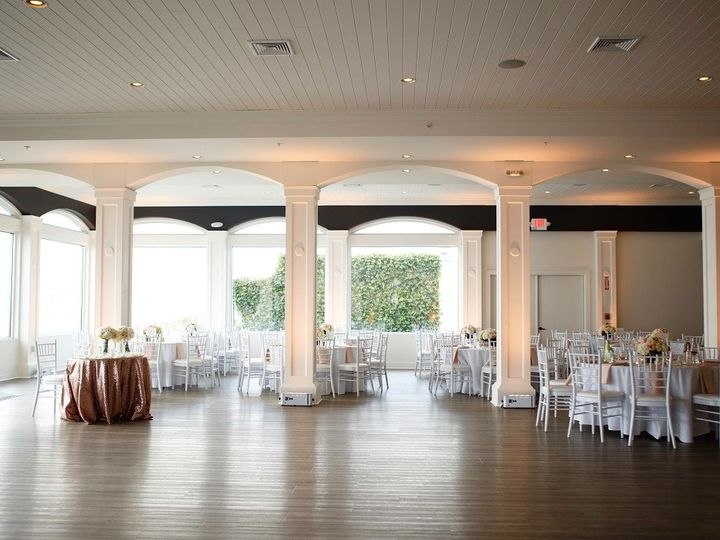Tmx Belle Mer Island House Facing Room Low White Rounds Large Dance Floor Nelly Photography 51 43700 158464433955277 Newport, RI wedding venue