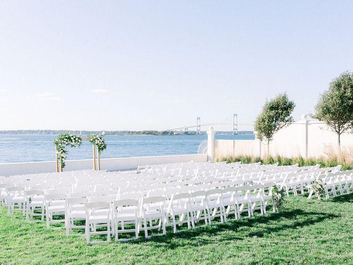 Tmx Belle Mer Salon Lawn Ceremony Setup Bright And Sunny Nicoledetonephotography 51 43700 Newport, RI wedding venue