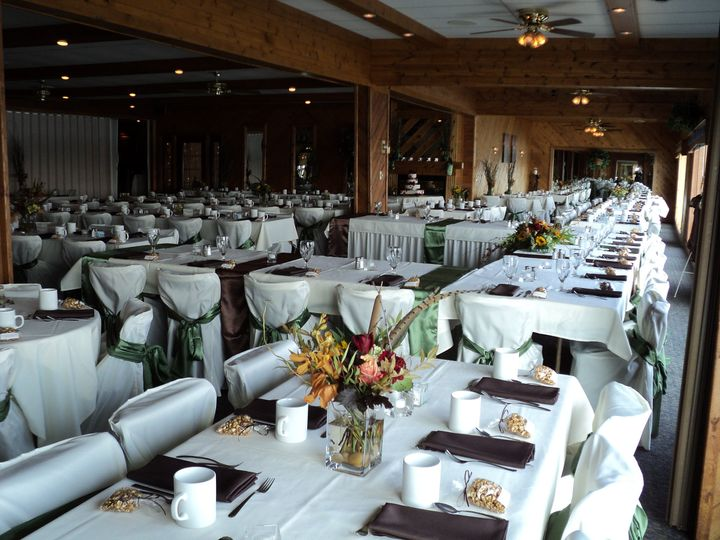 The water 39 s edge on pleasant lake venue saint cloud for Wedding venues open late