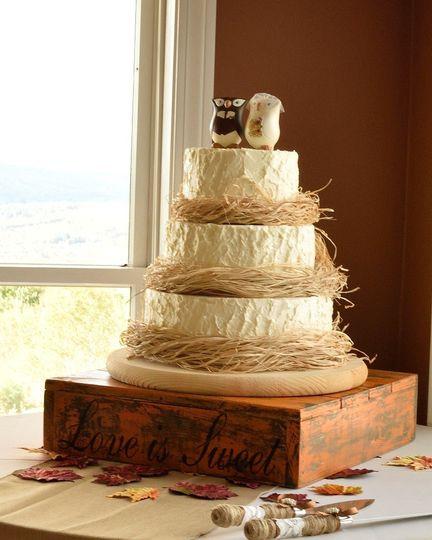 Martas Bakery Wedding Cake Waterford ME WeddingWire
