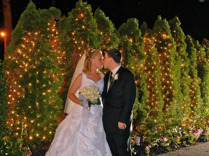 Tmx Twinkling Lights In Garden At Long Island Waterfront Wedding Chapel 51 64700 Ronkonkoma, NY wedding venue