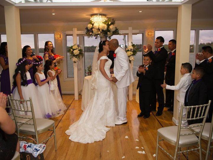 Tmx Waterfront Indoor Chapel Wedding Ceremony At Long Island Venue 51 64700 Ronkonkoma, NY wedding venue
