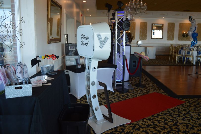 Jason's Bar Mitzvah in the South Ballroom at the Dutchess Manor in Beacon, NY.  The latest trend in...